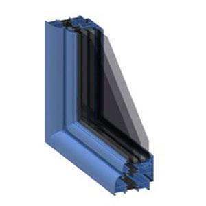 Профили за врати и прозорци серия ЕСКИМОС