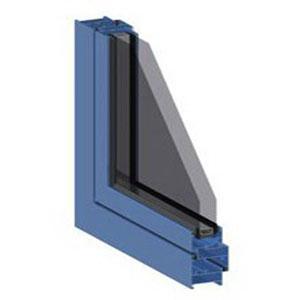 Профили за врати и прозорци серия ПОНИ