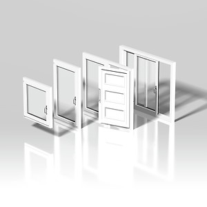 Прозорци от REHAU GENEO