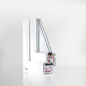 Прозорци от REHAU Euro-Design 70